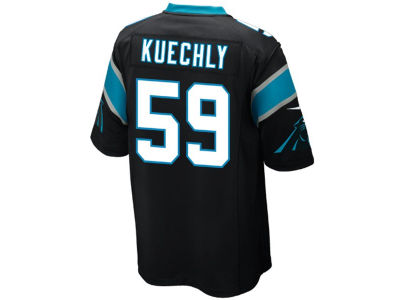 Carolina Panthers Luke Kuechly Nike NFL Men's Game Jersey