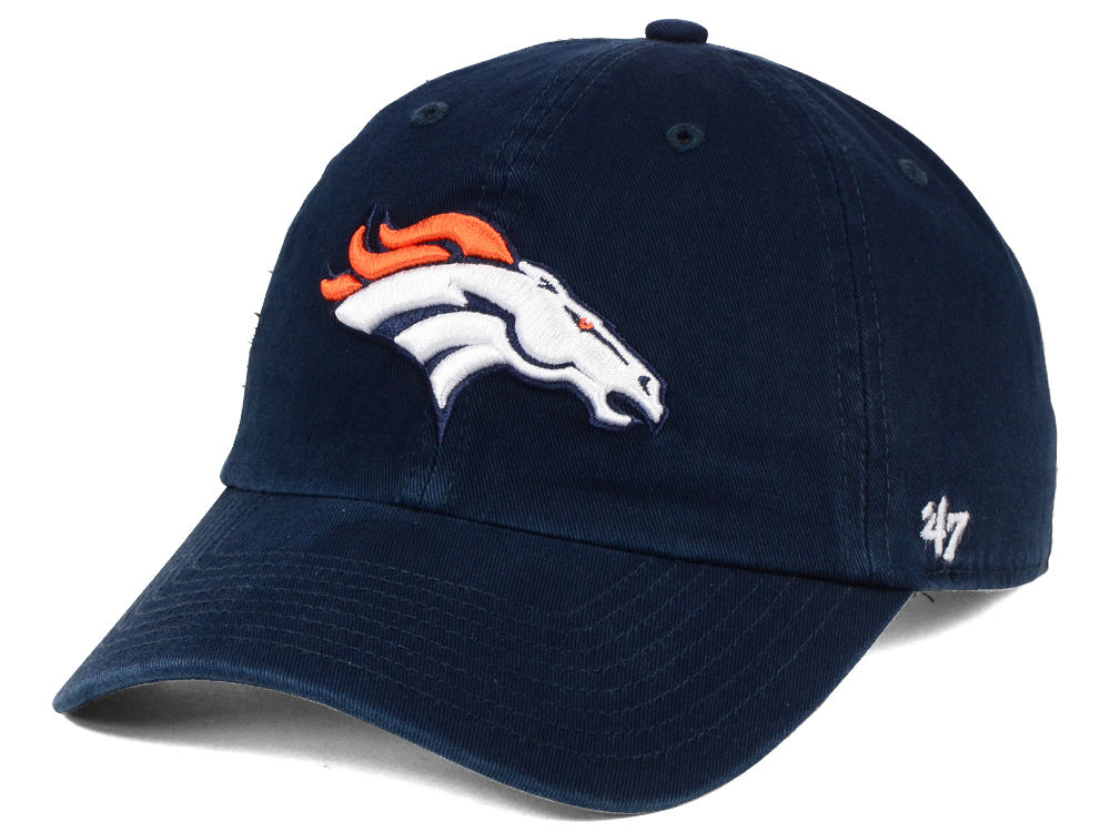 Denver Broncos  47 NFL  47 CLEAN UP Cap  c132cf8b69e9