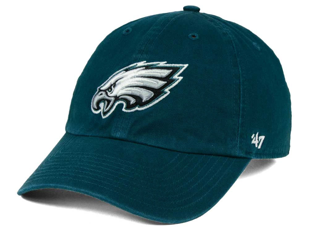 9b6399576af Philadelphia Eagles  47 NFL  47 CLEAN UP Cap