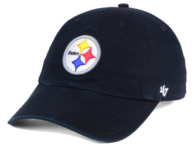 Pittsburgh Steelers '47 NFL '47 CLEAN UP Cap