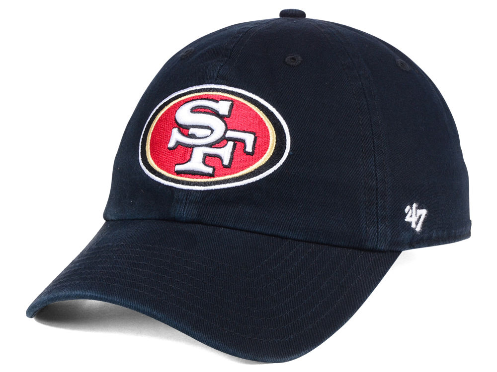 ed991ffe27f San Francisco 49ers  47 NFL  47 CLEAN UP Cap