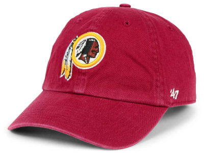 Washington Redskins '47 NFL '47 CLEAN UP Cap