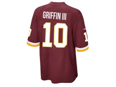 Washington Redskins Robert Griffin III Nike NFL Limited Jersey CN