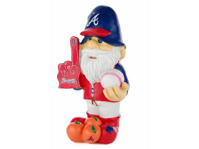 Atlanta Braves Second String Thematic Gnome