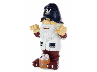 Milwaukee Brewers Second String Thematic Gnome