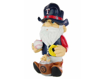 Texas Rangers Second String Thematic Gnome