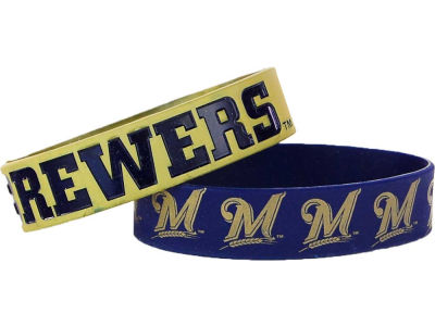 Milwaukee Brewers 2-pack Phat Bandz