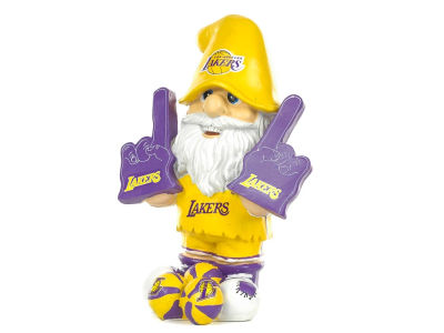 Los Angeles Lakers Second String Thematic Gnome