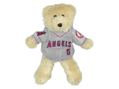 Los Angeles Angels Albert Pujols 8inch Player Jersey Bear