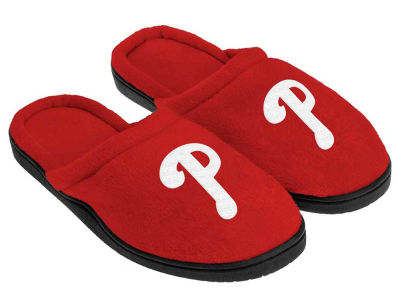 Philadelphia Phillies Cupped Sole Slippers