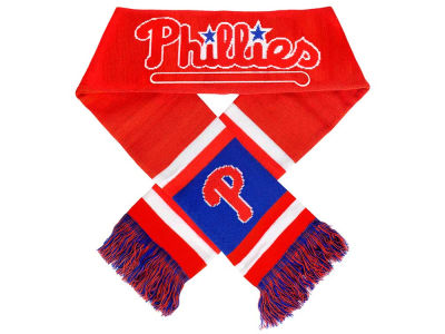 Philadelphia Phillies Acrylic Team Stripe Scarf