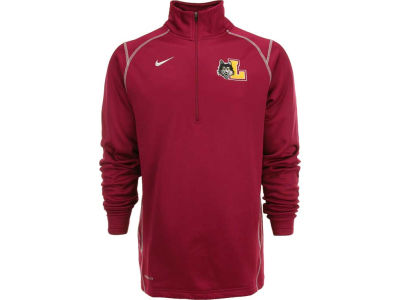 Loyola Ramblers NCAA Womens 1/4 Zip Performance Fleece