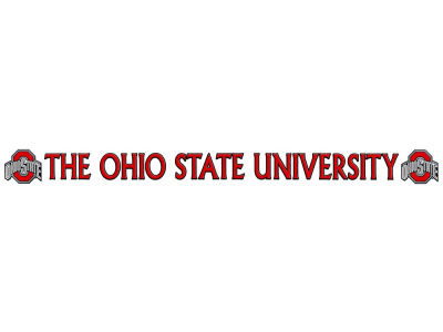 Ohio State Buckeyes Long Decal