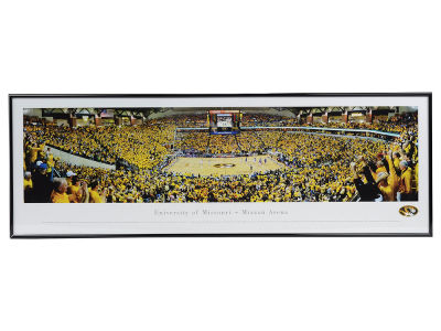 Missouri Tigers Panoramic Standard Frame