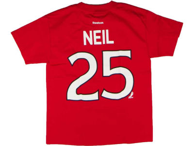 Ottawa Senators Chris Neil NHL CN Youth Player T-Shirt