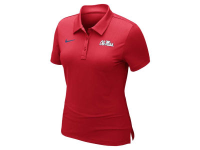 Ole Miss Rebels Nike NCAA Womens Power Sphere Polo
