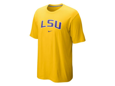 LSU Tigers Nike NCAA Men's Classic Arch T-Shirt