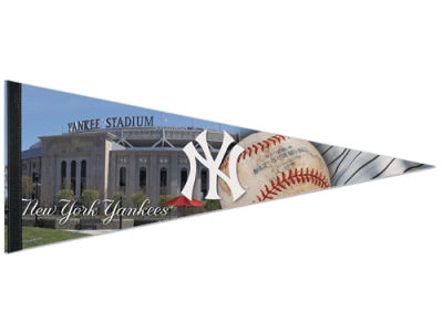 New York Yankees 12x30 Premium Pennant