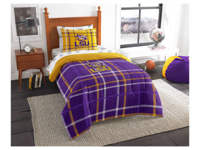 LSU Tigers Twin Soft & Cozy Set