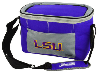 LSU Tigers 12 Can Soft Sided Cooler