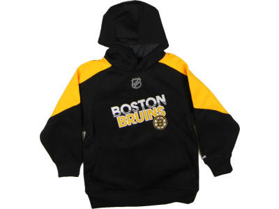 Boston Bruins NHL CN Youth Colorblocked Performance Fleece