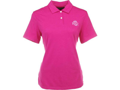 Ohio State Buckeyes NCAA Womens Drytec EB Polo