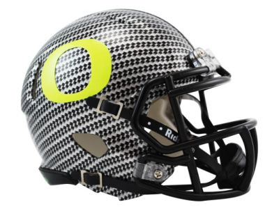 Oregon Ducks HydroFX Speed Mini Football Helmet