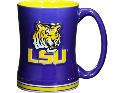 LSU Tigers 14 oz Relief Mug