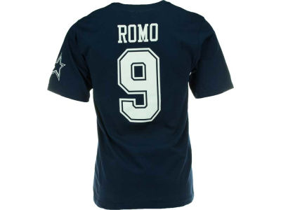 Dallas Cowboys Tony Romo NFL Men's Eligible Receiver T-Shirt