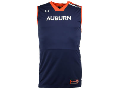 Auburn Tigers NCAA Mens Replica Basketball Jersey