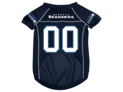 Seattle Seahawks Medium Pet Jersey