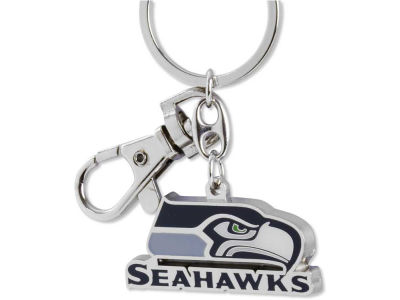 Seattle Seahawks Heavyweight Keychain