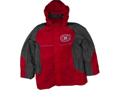 Montreal Canadiens GIII NHL CN Frozen Tundra Systems Jacket