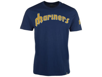 Seattle Mariners '47 MLB Men's Fieldhouse Basic T-Shirt