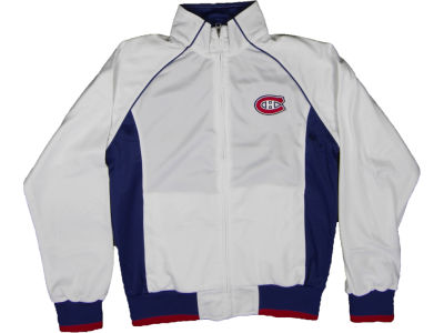 Montreal Canadiens GIII NHL CN Womens Sprint Full Zip Jacket