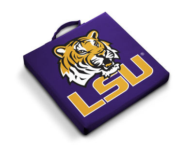 LSU Tigers Logo Brands Stadium Seat Cushion-Logo