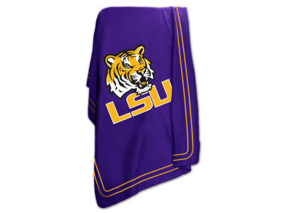 LSU Tigers NCAA Classic Fleece Blanket