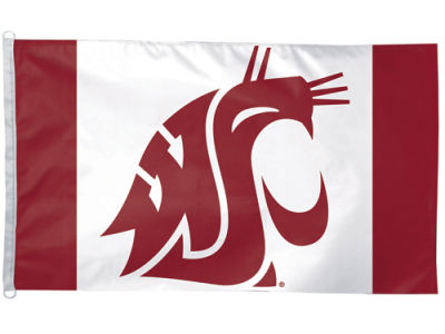 Washington State Cougars 3x5ft Flag