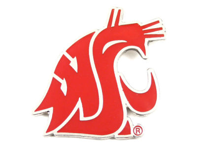 Washington State Cougars Logo Pin