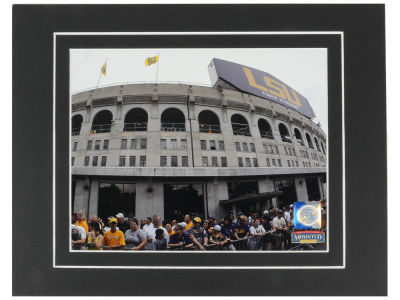 LSU Tigers Matted Unsigned 8x10 Photo