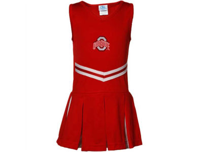 Ohio State Buckeyes NCAA Newborn Cheer Dress