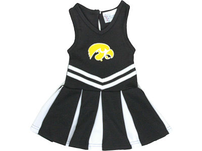 Iowa Hawkeyes NCAA Newborn Cheer Dress