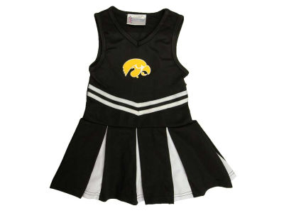 Iowa Hawkeyes NCAA Toddler Cheer Dress