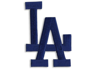 Los Angeles Dodgers MLB Sleeve Patch