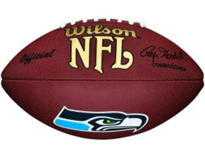 Seattle Seahawks NFL Composite Football
