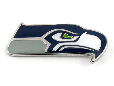 Seattle Seahawks Logo Pin