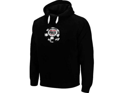 World Series Of Poker 3 Chip Distressed Hoodie
