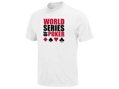 World Series Of Poker Crossword T-Shirt