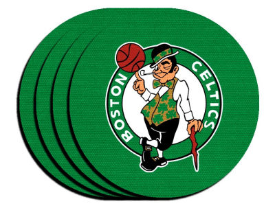 Boston Celtics 4-pack Neoprene Coaster Set