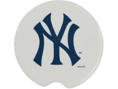 New York Yankees 2 Pack Car Coasters